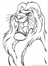 lion king porn nala coloring pages lion king scar lfdsm nala