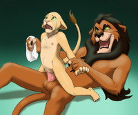 and scar zira porn cartoon