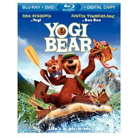 looney tunes porn yogi bear blu ray cover