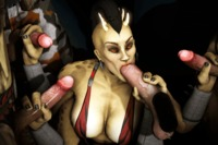 mortal kombat hentai fbd mortal kombat sheeva animated fugtrup