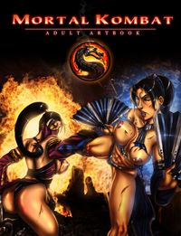 mortal kombat hentai ultamisia pictures user adult artbook page all