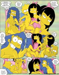 simpcest comic simpsons simpcest usa mangahentaibr net ler