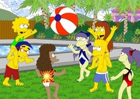simpcest pre playtime pool magik eox bart simpson jessica lovejoy lisa simp