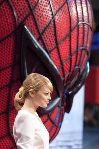 spiderman porn emma stone spiderman berlin photos amazing spider man premiere