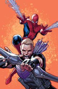spiderman porn avsm cov col look february spider man ultimate solicitations from marvel comics