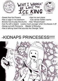 adventure time porn comments ice king awesome oddly enough found this also comment anonymous parent