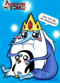 adventure time porn ice king adventure time cavaferdi previewsworld net