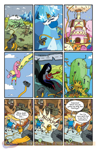adventure time porn shyyc adventure time from script finished comic