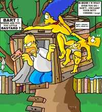 bart and marge fuck bart simpson homer marge simpsons necron fuck