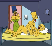 bart and marge fuck media bart lisa porn simpson simpsons marge fuck fear