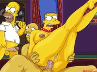 bart and marge fuck simpsons hentai stories cum inside bart lisa marge