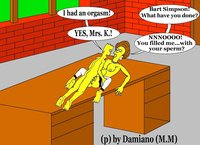 bart and marge fuck hentai comics simpson bart does marge