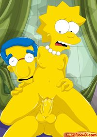 bart and marge fuck cartoon simpsons bart nudity