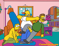homer and marge bondage simpsons nude marge suck cock home log simpson ned fla