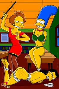 homer and marge bondage rule cdd eeff marge simpson bondage