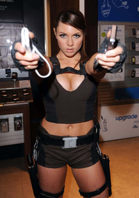 lara croft porno media original alison carroll lara croft tomb raider sony