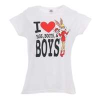 lola bunny xxx productimages min clothing shirts lola bunny women love bags boots boys shirt product