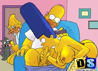 marge porn marge fucking comics simpson simpsons porn scene