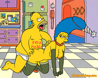 marge porn marge simpsons porn birthday naked fucked homer simpson