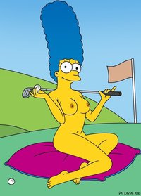 marge porn cdc marge simpson pat kassab simpsons