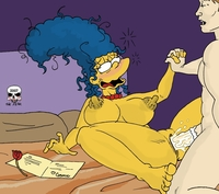 marge porn marge simpson fear simpsons