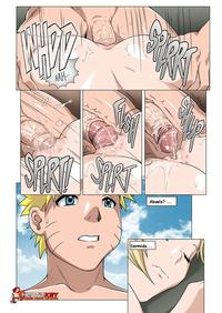 naruto nude media original manga hentai color tsunade naruto key