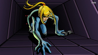 samus aran porn wallpapers games samus aran metroid zero mission