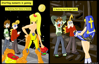 samus aran porn dea bridget guilty gear metroid samus aran crossover entry