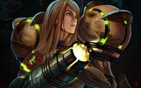 samus aran porn backgrounds samus aran battlescars transfuse wallpaper background theme