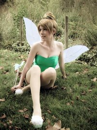 tinkerbell hentai tinkerbell cosplay clefchan