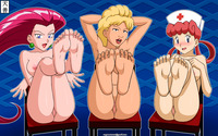 king of the hill porn media original jessie king hill luanne platter nintendo nurse joy tenzen team rocket