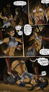 avatar the last airbender porn comic ukz avatar last airbender korra legends amon comic