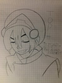 avatar the last airbender toph nude toph blind bandit theavatarprince mep