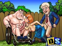 sex adventures of lois griffin porn pics lois double penetration page