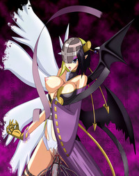 digimon porn media original some digimon porn angewomon xros wars lilithmon