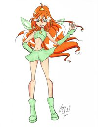 bloom winx cartoon sex winx club bloom returns animejanice makes anime secret from