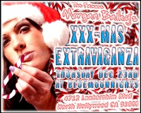 cartoons xxx-mas porn morgan xmas flier start copy events baileys xxxmas extravaganza blue moon nights thursday