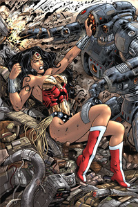 sexy drawings of a famous super heroine hot porn wonderwoman alrio non fiction objectification women graphic novels