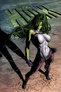 sexy drawings of a famous super heroine hot porn shehulk feel let down marvel