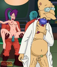 futurama in hot hentai style porn futurama hot hentai style loves those green cocks attachment