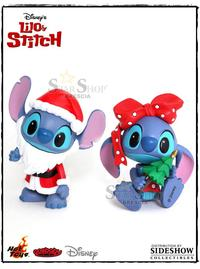 lilo and stitch hentai madhouse foto disney warner bros lilo stitch cosbaby figure pack santa gift ver