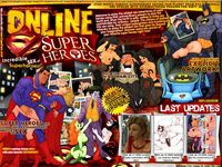 porn toons crime warriors hero niches superhero porn