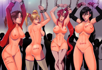 fantasy toon chicks porn video game slave girls tinkerbomb left dead