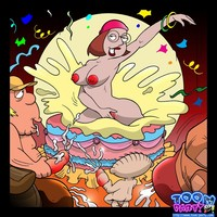 yellow toon guys porn cartoon porn family guy party gallery crazy toon smut