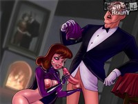 sex bombs from scooby-doo porn galleries cartoonreality cartoonsex batman media cartoonporn nasty porn like havent seen before