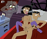 phantom toon fucking cartoonporn danny phantom cartoon porn hentai six pics