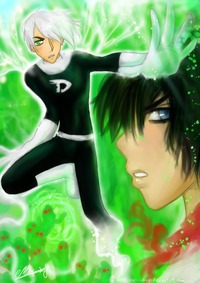 phantom toon fucking danny phantom dna meli ichigo nhedl