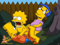 crazy porn from simpsons cartoonporn simpsons cartoon porn six hot pics