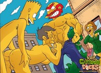 crazy porn from simpsons dicks simp sexytoon simpsons