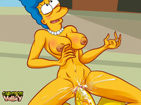 crazy porn from simpsons simps